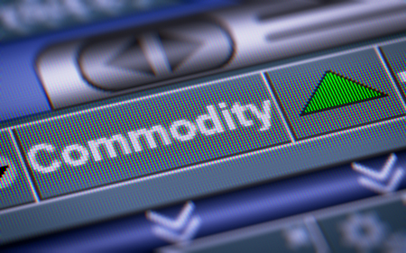 Index of Commodity on the screen. Up.