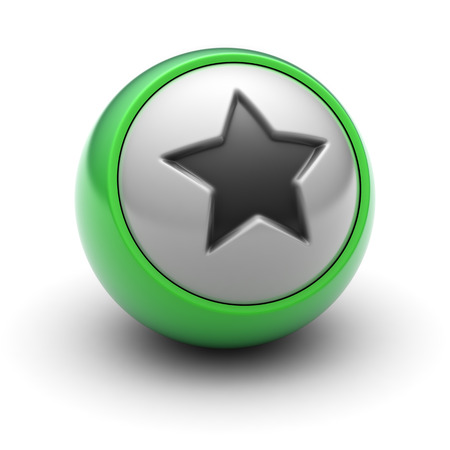 Star Icon on the Ball.