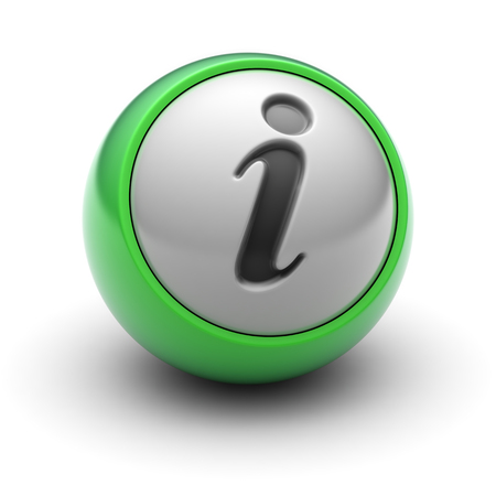 Internet Icon on the Ball. Stock Photo
