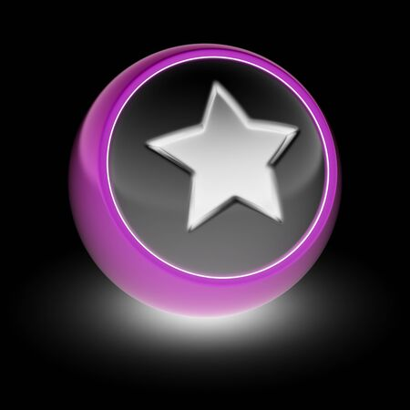 liked: The Star Icon on the ball.