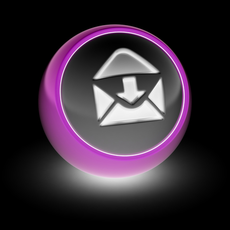 webmail: The E-mail Icon on the ball.
