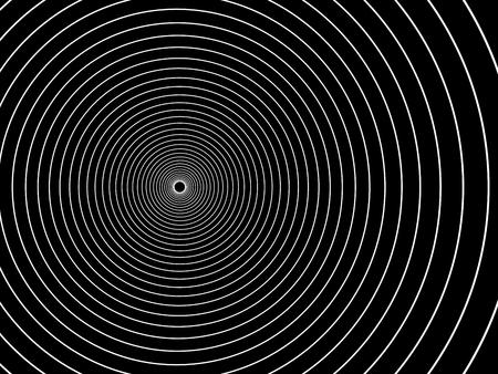 circulos concentricos: Los círculos concéntricos.