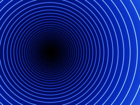 A black Hole.
