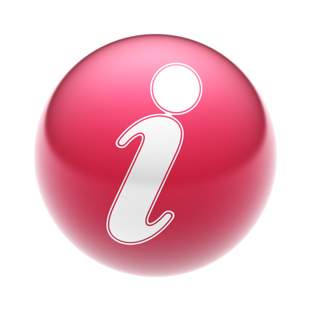The Internet Icon on The red Ball.