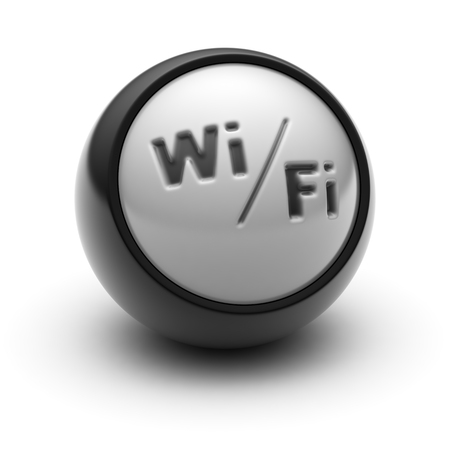 Wi-Fi on The black Ball.