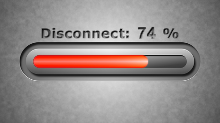 disconnecting: Process of Disconnecting