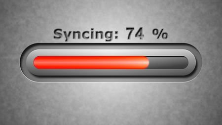 syncing: Process of Syncing