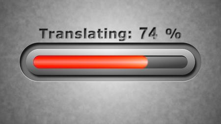 Process of Translating