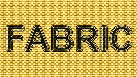 Fabric in texture of fabric. Illustration.