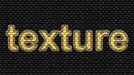 Texture of fabric. Illustration.