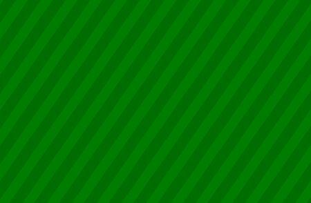 Striped green background. Illustration.