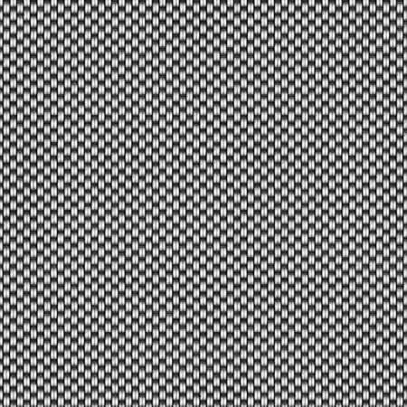HQ 4K seamless texture of Fabric. Illustration.