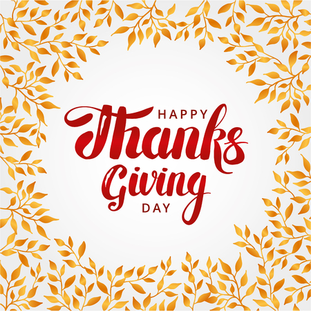 Happy thanksgiving day background