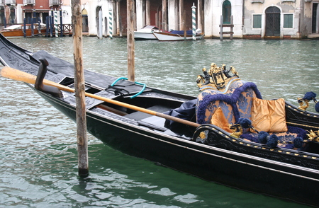 special occasions: Venetian gondola for special occasions