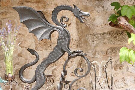 bled: Dragon of Bled Slovenia