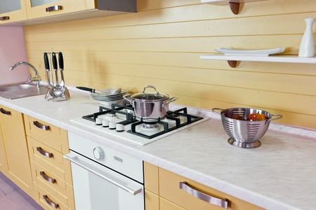 Modern Kitchen Stock Photo - 12081662
