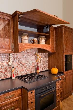 Modern kitchen Stock fotó