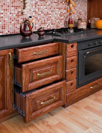 Modern kitchen Stock Photo - 13600318