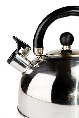 Model kettle boiling