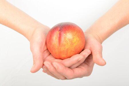 has control over peach