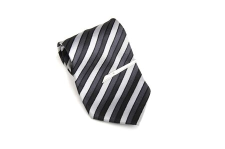 tie isolated on white background