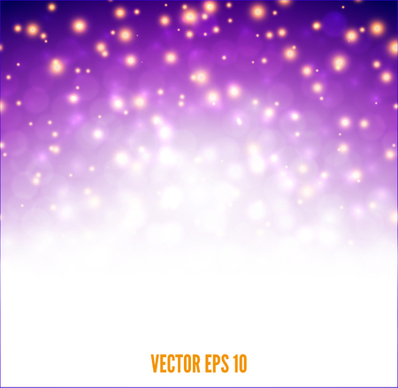 brilliancy: Illustartion of abstract background with a colorfull light blur Illustration