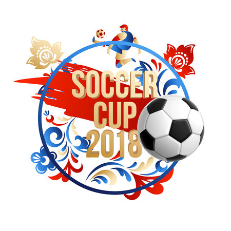 football background place for text 2018 icons    lines flowers Imagens - 100893353