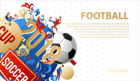 football background place for text 2018 icons    lines flowers Imagens - 101082191