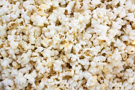 popped: Popcorn background