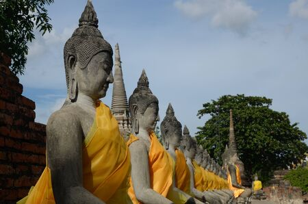 historica: ancient thailand temple