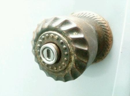steel: stainless steel knob