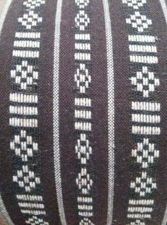 garment: pillowcase texture