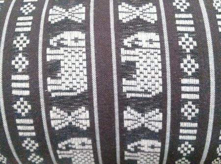 garment: pillowcase background Stock Photo