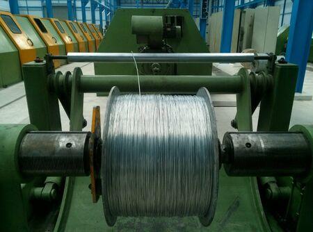 industrieel: produceren elektrische lijn