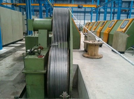 провода: производство кабеля