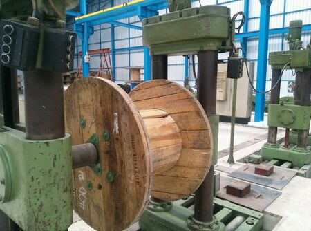 industrial: manufacture cable