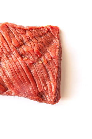 circular muscle: Beef for cooking Stock Photo
