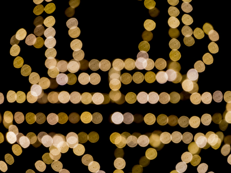 hidef: Bokeh lights  background.