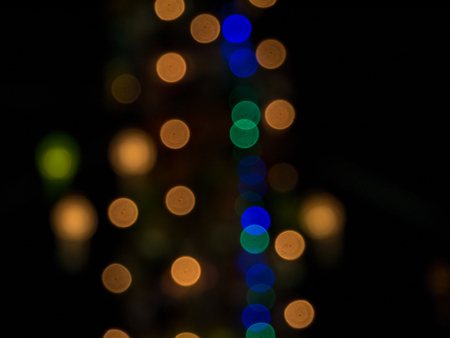 vj: Bokeh lights  background.