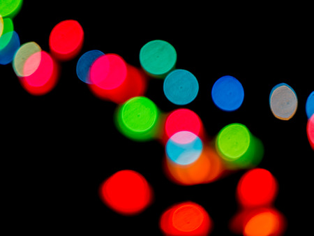 hidef: Bokeh light  background.