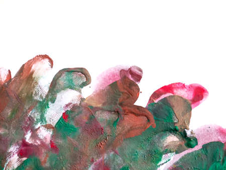 painted background: Watercolor abstract hand painted background