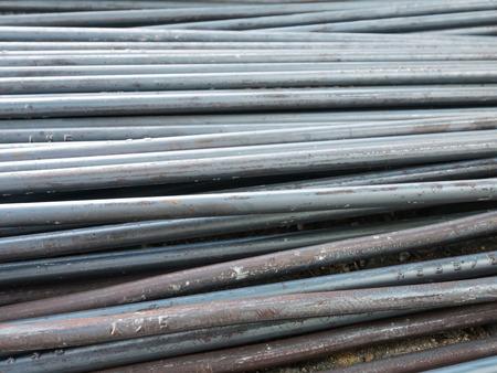 steel: steel Construction Stock Photo