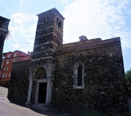La bella chiesa di San Silvestro a Trieste