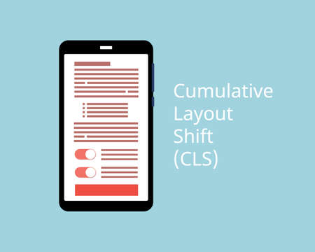 core web vitals for Cumulative Layout Shift (CLS)