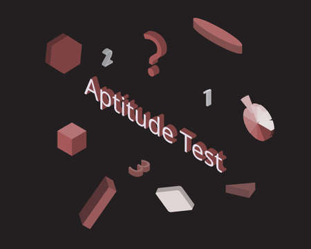 example of aptitude test as a tool to determine candidate's cognitive ability or personality