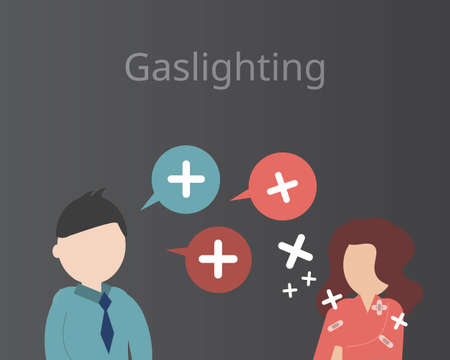 Gaslighting is a tactic in which a person or entity, in order to gain more power, makes a victim question their reality