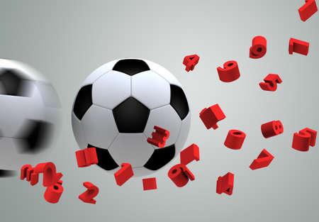 worldcup: 3D soccer ball