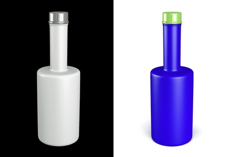 3D Design Bottles modern  photo