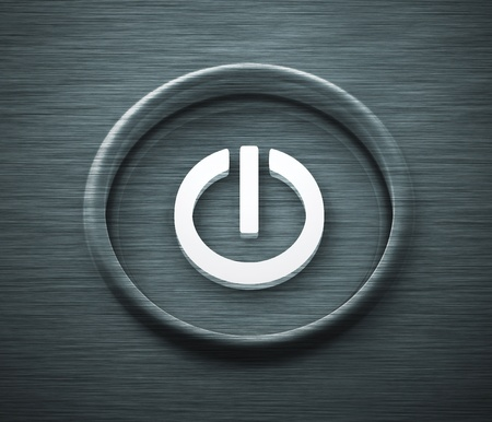 3D Power button switch off