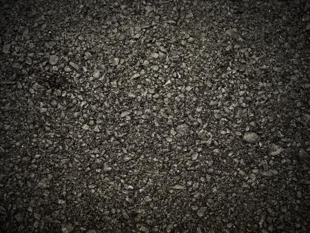 texture of asphalt road photo